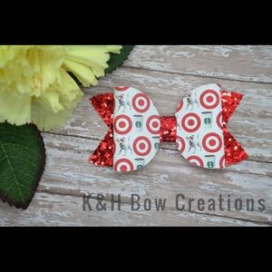 Target and Starbucks Bow